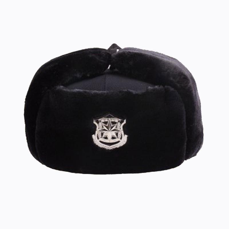 物业保安帽子图片